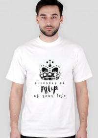 "[T-Shirt] ""MVP"""