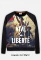 """Bluza męska """"Vive la Liberte"""""""