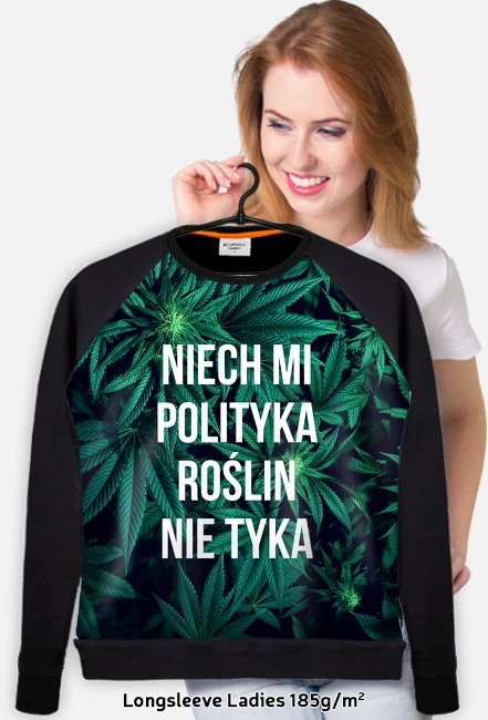 "Bluza ""Marihuana"""