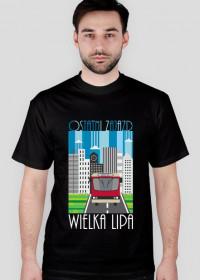 """Koszulka """"WIELKA LIPA"""" wersja urban męska"""