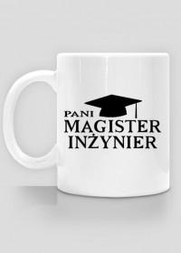 Kubek Pani Magister Inżynier