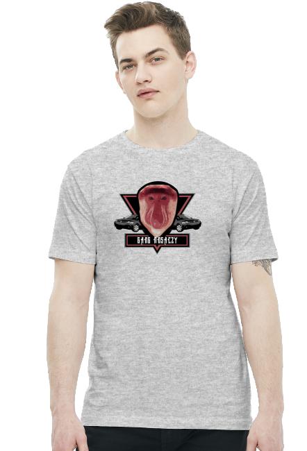 Gang nosaczy koszulka męska