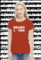 Beard Lover - Black I Red