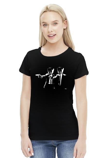 Pulp Fiction - koszulka damska