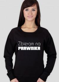 Bluza damska czarna - Zbieram na prawnika