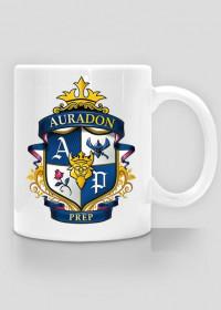 KUBEK 2 STRONNY - AUREDON PREP I DISNEY APPLE - NASTĘPCY