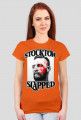 Diaz Stockton Slapped Conor McGregor T-shirt MMA Women