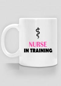 Nurse in training
