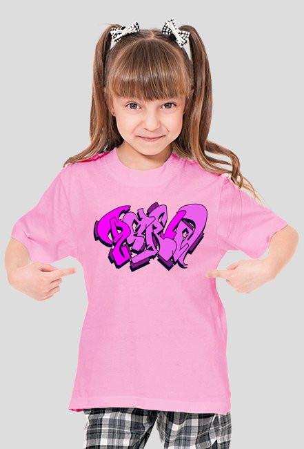 Daria koszulka z imieniem dla dziewczynki 4