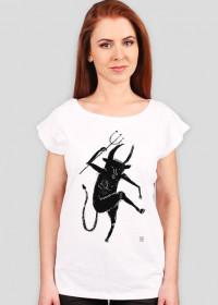 Tańczący diabeł (damska)