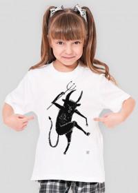 Tańczący diabeł (dziewczęca)