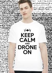 KEEP CALM DRONE ON
