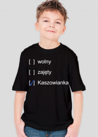 Kaszowianka wolny/zajęty/Kaszowianka kids boy