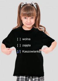 Kaszowianka wolna/zajęta/Kaszowianka kids girl