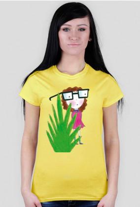"Koszulka damska ""zza krzaku"""
