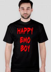 """koszulka męska """"happy emo boy"""""""