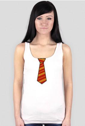 Koszulka Harry Potter Gryffindor krawat