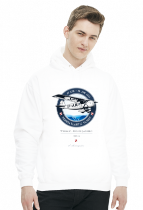 AeroStyle - bluza męska RWD Transatlantyk