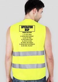 Kamizelka Operatora BSP / PILOT BSP