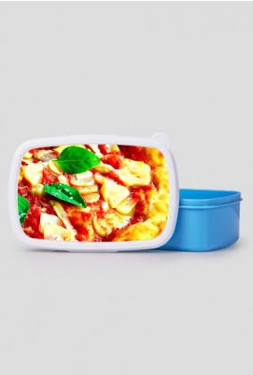 Pudełko śniadaniowe - pizza