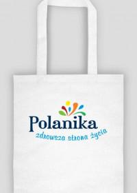 Torebka Polanika z logo