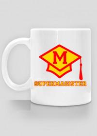 Kubek Supermagister obrona pracy prezent