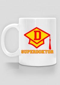 Superdoktor prezent na doktorat