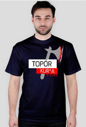 TOPÓR KUR*A (Black & Multicolour)