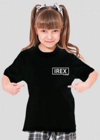 Koszulka IREX-1 Dziecięca/Dziewczynka Ciemna