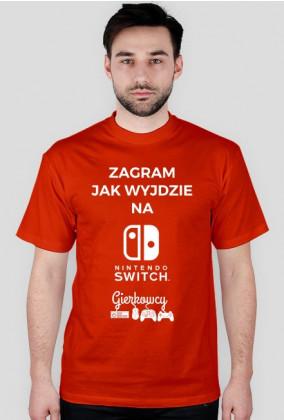 Zagram jak wyjdzie na Switcha