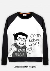 Co to k#rwa jest bluza M