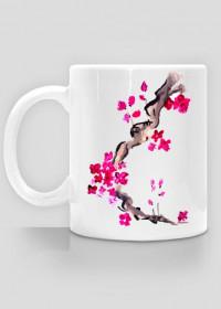 Kubek Kwiaty Wiśni