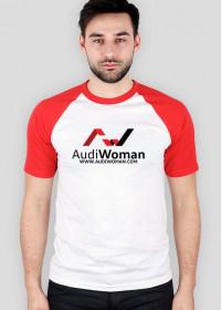 AudiWoman Classic t-shirt rsleeve