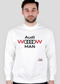 Woooowman long sleeve Audi