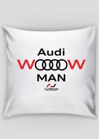 Woooowman pillow