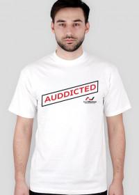 Auddicted t-shirt
