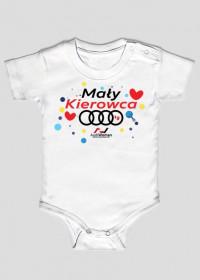 Mały kierowca baby