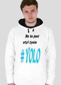 Yolo Hoodie for man/boy