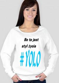 Yolo Hoodie for woman/girl