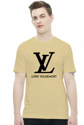 Lord Voldemort - Tshirt - Black