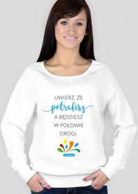 Niech moc Polaniki będzie z Tobą - bluza dla kobiet