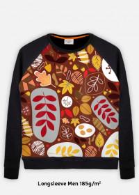 Jesienny prestiżowy długorękaw