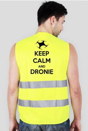 Dron is my life - kamizelka odblaskowa