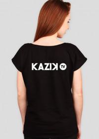 Koszulka damska Kazik.TV !