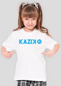 Koszulka dziewczęca Kazik.TV