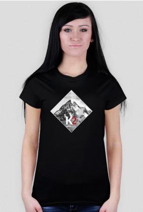 K2 - koszulka damska