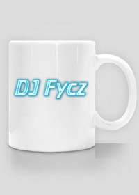 DJ Fycz special mug