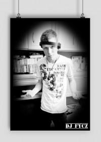 DJ Fycz special edition poster