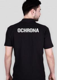 koszulka polo OCHRONA 2