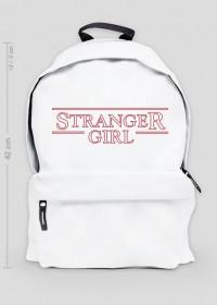 Stranger Girl Plecak